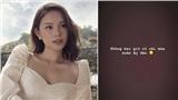 Linh Rin liên tục chia sẻ trạng thái 'ẩn ý' sau khi thừa nhận trục trặc tình cảm với Phillip Nguyễn