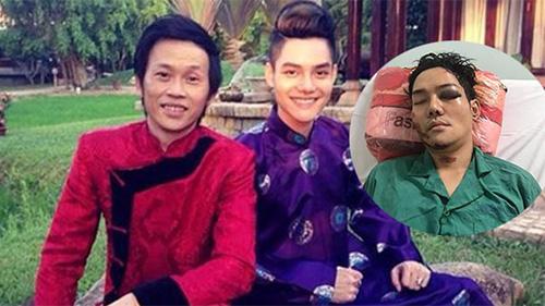 Con trai nuôi Hoài Linh cấp cứu vì tai nạn giao thông