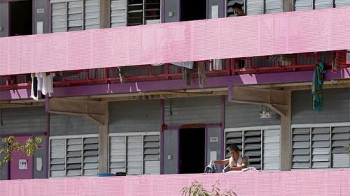Hơn 10.000 ca nhiễm COVID-19 ở 'ổ dịch' Singapore