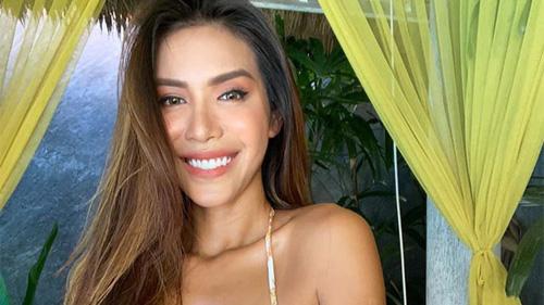 Người mẫu Minh Tú lý giải việc thuê hẳn biệt thự to tại Bali để tránh dịch suốt hai tháng