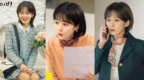 Style của Jang Nara trong phim mới: Nhìn chung là cực hay ho, dù có vài lần diện đồ bà thím cũng không dìm nổi nhan sắc 'ma cà rồng'