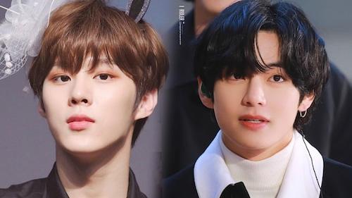Kim Woo Seok (X1) nói V (BTS) là thần tượng đẹp trai nhất Kpop: Dân mạng nói gì?