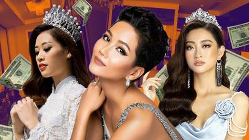 Đặt lên bàn cân phần thưởng khiến các Hoa hậu đổi đời sau đêm chung kết: Hoa hậu Việt Nam lép vế trước độ 'khủng' của Hoa hậu Hoàn vũ