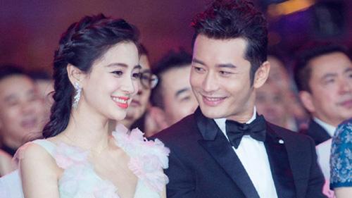 Kỷ niệm 5 năm ngày cưới nhưng Huỳnh Hiểu Minh và Angelababy lại không có bất kỳ động thái nào