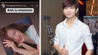 Tim đăng ảnh cô gái 'lạ mà quen' nhưng không phải Trương Quỳnh Anh, lại còn công khai nói lời yêu đương nồng thắm