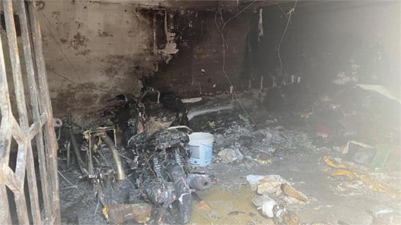 Bắt nghi phạm phóng hoả đốt phòng trọ khiến 3 người tử vong ở TP. HCM