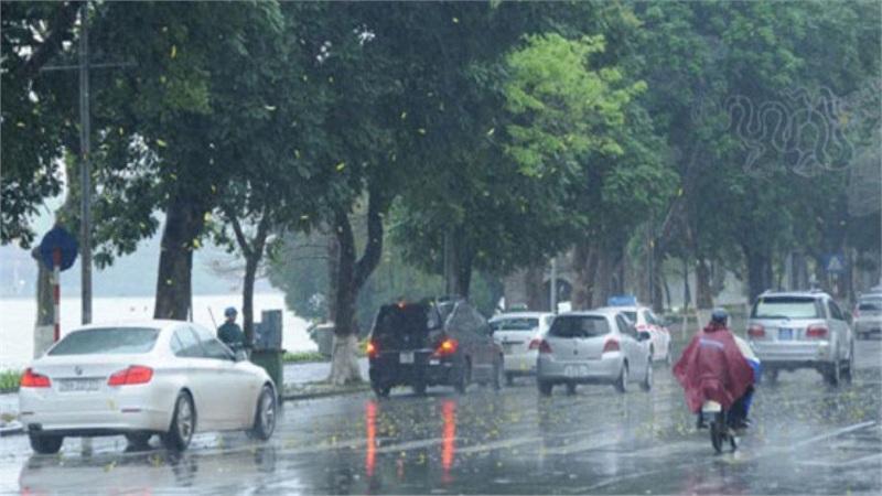 Bão số 1 đang mạnh lên, từ đêm nay khu vực Hà Nội có mưa to đến rất to