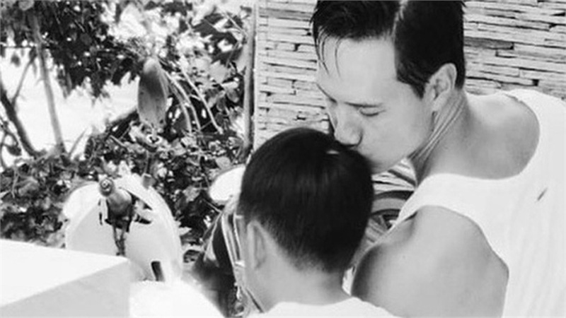 Kim Lý khoe khoảnh khắc tình cảm bên Subeo, Hồ Ngọc Hà liền có phản ứng đầy ngọt ngào