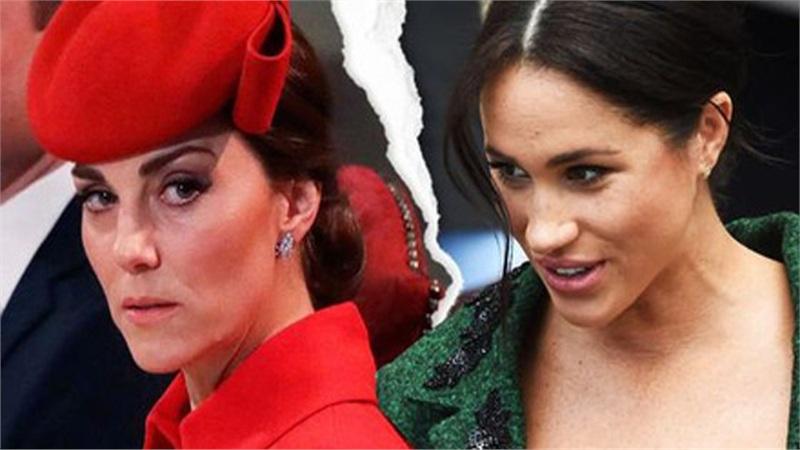 Công nương Kate quyết không 'xuống nước' làm lành với Meghan Markle sau loạt mâu thuẫn vì thái độ khó chấp nhận của em dâu