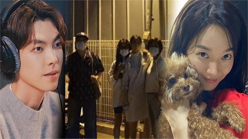 Shin Min Ah đăng ảnh gia đình, Kim Woo Bin ở đâu trong bức ảnh: Liệu sắp kết hôn?