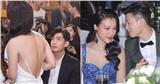 Khi sao Việt đối mặt tình cũ: Người tránh né, kẻ ngượng ngùng nhưng chưa thấy ai toát mồ hôi hột như 'nam thần' này