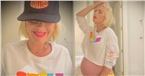 Katy Perry khoe ảnh thai kỳ 'xì tin', chiếm lại spotlight 'bụng bự' từ mẹ bầu Nicki Minaj