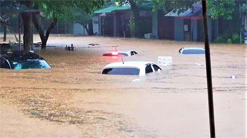 Những con số thiệt hại khủng khiếp sau mưa lớn tại Hà Giang