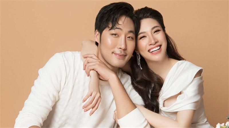 Pha Lê chính thức đăng ký kết hôn nên duyên vợ chồng cùng bạn trai ngoại quốc