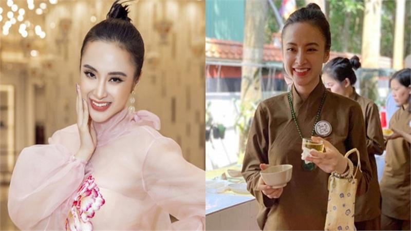 Rời bỏ ánh hào quang showbiz, Angela Phương Trinh đã khác như thế nào?