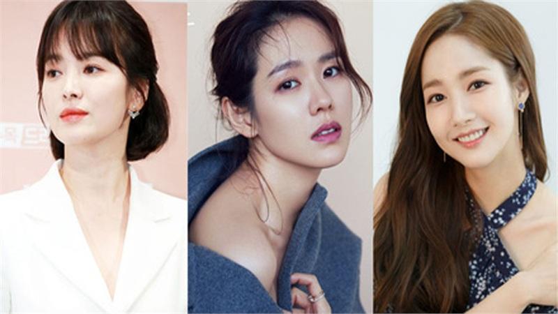 Son Ye Jin tiếp tục vượt mặt Song Hye Kyo trên đường đua nhan sắc khi trở thành mỹ nhân đẹp nhất châu Á
