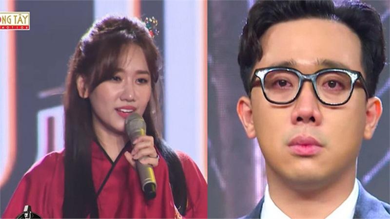 Hari Won: 'Đan Trường đẹp trai hơn chồng tôi nhiều'