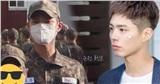 Rò rỉ ảnh trong quân đội của Park Bo Gum: Knet khen đẹp trai mặc kệ lớp khẩu trang!