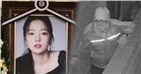 Dispatch tiết lộ CCTV tên trộm lẻn vào nhà Goo Hara đúng 49 ngày mất!