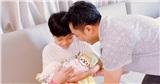 Subeo chăm em gái cực kỳ cẩn thận khiến Cường Đô La hạnh phúc