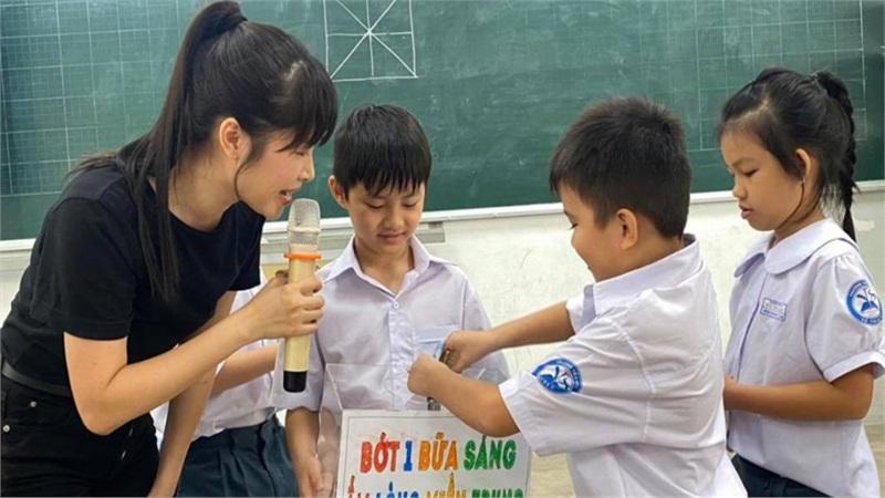 Con trai Đăng Khôi gây xúc động khi quyên góp được 102 triệu đồng cứu trợ miền Trung trong một ngày