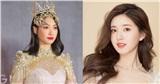 Triệu Lộ Tư gây xôn xao khi like bài viết chê bai tạo hình Nữ thần Kim Ưng của Tống Thiến