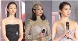 Nhan sắc thật của sao Hoa ngữ trên thảm đỏ Kim Ưng 2020: 'Nữ thần Kim Ưng' gây thất vọng vì thân hình phát tướng, Quan Hiểu Đồng có đẹp như tưởng tượng?