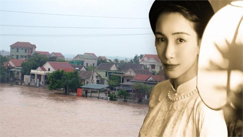 Hòa Minzy thức trắng đêm lo lắng xót xa, tìm đủ mọi cách để cứu giúp người dân Quảng Bình