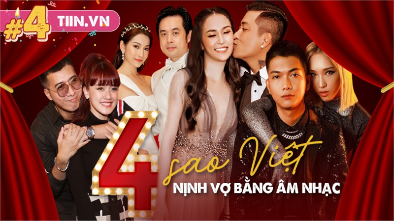'Nghiện' vợ như sao nam Việt: Tung hẳn ca khúc về vợ để bày tỏ tình yêu