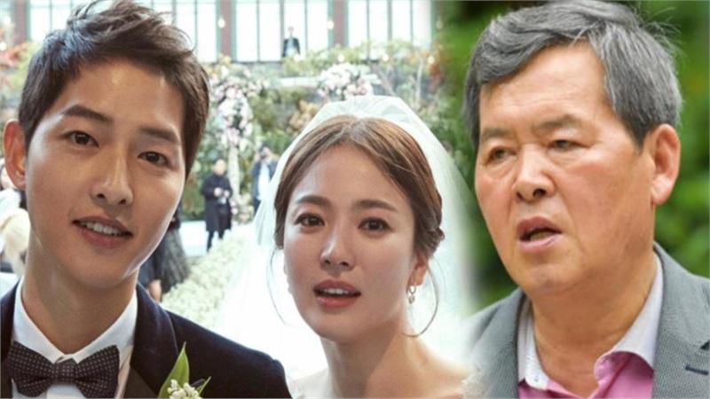 Bố Song Joong Ki tiết lộ vụ ly hôn Song Hye Kyo là lỗi của con trai