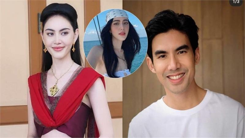 Mai Davika tiết lộ bạn trai Ter Chantavit không thích cô diện bộ bikini màu trắng quyến rũ