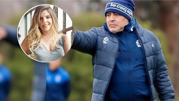 Là con cưng của huyền thoại Maradona nhưng chỉ vì 1 câu nói mà cô gái này bị tước quyền thừa kế