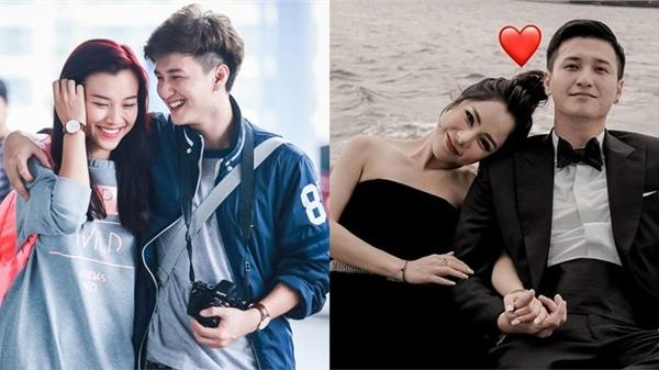 Huỳnh Anh và 2 mối tình với MC hơn tuổi: Ai cũng đẹp sexy, giỏi giang