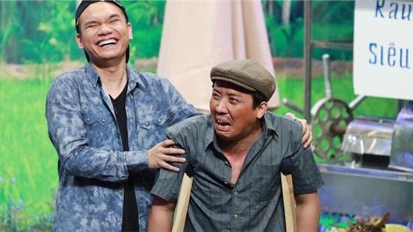 Khắc Việt: 'Chương trình mà không có Trấn Thành dẫn thì rất nhạt nhẽo'