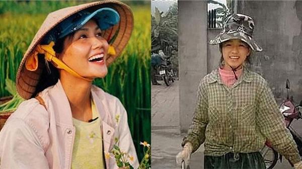 H'hen Niê, Đỗ Thị Hà: 2 Hoa hậu giỏi... làm ruộng được khen ngợi sau khi đăng quang