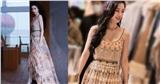 Angelababy diện váy thổ cẩm hai dây nền nã đẹp ăn đứt cả đàn em tại sự kiện