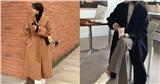 Trời rét đậm là chị em phải ôn lại ngay 4 cách diện áo khoác dạ siêu ấm mà sang chảnh, thanh lịch có thừa của gái Hàn