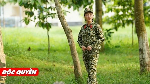 Sao nhập ngũ: Diệu Nhi đang hát thì hết 'mood' - 'Giống bà khùng quá, vừa đi vừa hát giữa rừng'