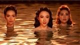 Hé lộ hậu trường cảnh quay bán khỏa thân lúc nửa đêm của Angela Phương Trinh, Tú Anh, Khánh Linh The Face
