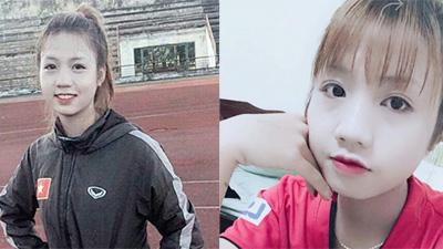 Nữ cầu thủ 18 tuổi 'đốn tim' người hâm mộ với vẻ ngoài dễ thương