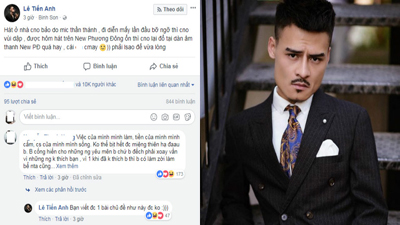 Hoa Vinh đăng status bức xúc 'phải làm sao để vừa lòng' các 'thánh phây'