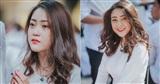 Nữ sinh nổi nhất lễ bế giảng Chu Văn An: Khóc hay cười cũng xinh 'chết người'