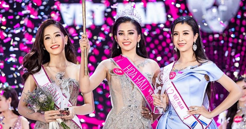 Tân Hoa hậu Việt Nam Trần Tiểu Vy: 'Tôi đã chuẩn bị tâm lý để đối diện với áp lực dư luận'