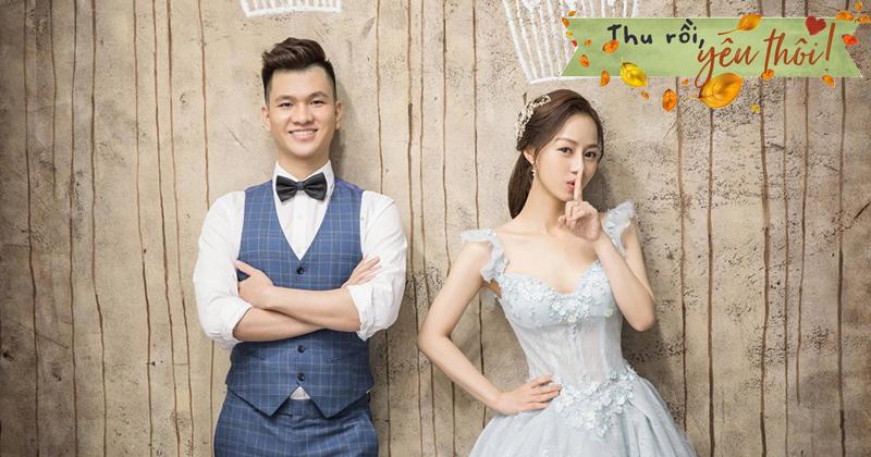 Hot girl Vy Võ kể câu chuyện tình đẹp như mơ, khẳng định chắc nịch: 'Mùa thu là mùa để yêu'