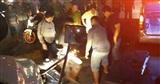 TP.HCM: Bóp còi xin đường liên tục nhưng bị tấn công, tài xế container đâm chủ xe máy chết tại chỗ