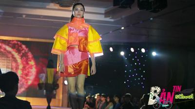 Teen Ams tổ chức show thời trang 'chất như nước cất' khiến ai cũng trầm trồ