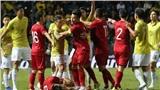 Người Thái 'xuống nước', hạ giá bản quyền trận Thái Lan - Việt Nam tại vòng loại World Cup