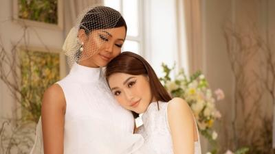 Hoa hậu H'Hen Niê đòi làm 'chú rể' tình cảm của 'cô dâu' Tường Linh