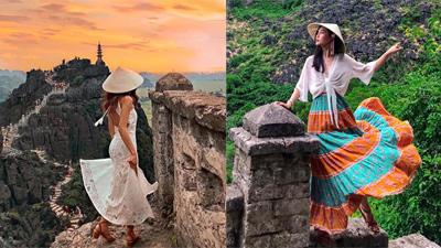 Từ Hang Múa tới Tràng An, mùa thu Ninh Bình đẹp mê lòng cho kỳ nghỉ lễ