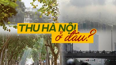 Trả lại mùa thu trong xanh cho Hà Nội!